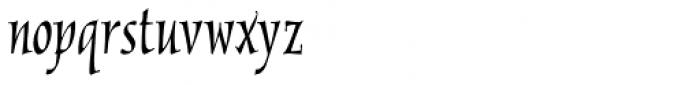 New Marigold SXSN Regular Font LOWERCASE