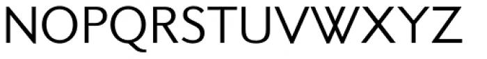 New Millennium Linear Font UPPERCASE