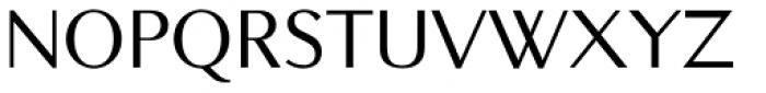 New Millennium Sans Font UPPERCASE