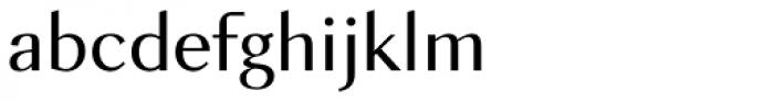 New Millennium Sans Font LOWERCASE