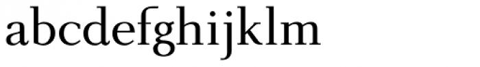 New Millennium Font LOWERCASE