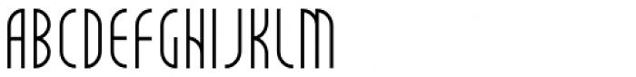 New Moon Bold Font UPPERCASE
