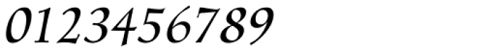 New Oxford RXSN Italic Font OTHER CHARS