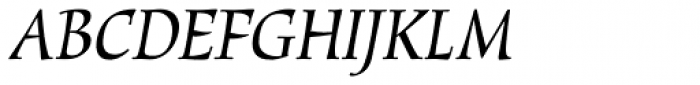 New Oxford RXSN Italic Font UPPERCASE