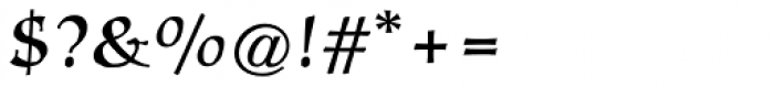 New Pelican SXSN Regular Font OTHER CHARS