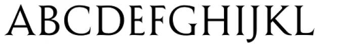 New Renaissance Font UPPERCASE