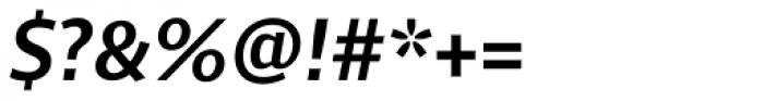 NewLibris Bold Italic Font OTHER CHARS