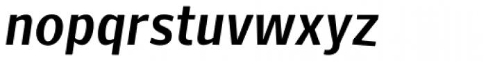 NewLibris Bold Italic Font LOWERCASE