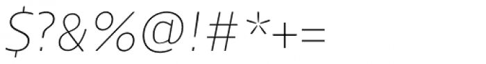 NewLibris Fine Italic Font OTHER CHARS