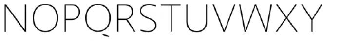 NewLibris Fine Font UPPERCASE