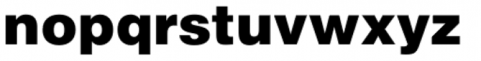 Newhouse DT Black Font LOWERCASE