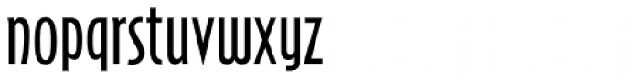 Newport Classic SG Regular Font LOWERCASE