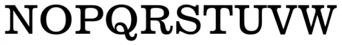 News 701 Font UPPERCASE