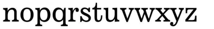 News 701 Font LOWERCASE