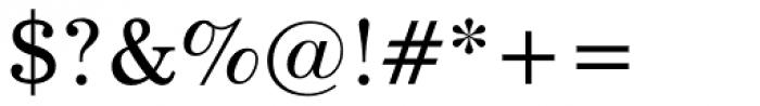 News 705 Roman Font OTHER CHARS
