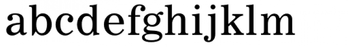 News 705 Roman Font LOWERCASE