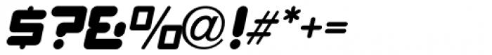 News Crew Oblique JNL Font OTHER CHARS