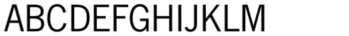 News Gothic EF SC Font UPPERCASE