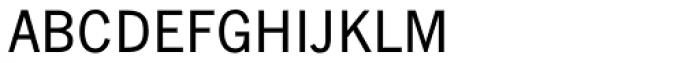 News Gothic EF SC Font LOWERCASE