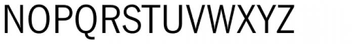 News Gothic No. 2 Com Roman Font UPPERCASE