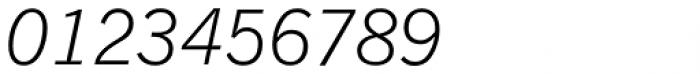 News Gothic SBVI Light Italic Font OTHER CHARS