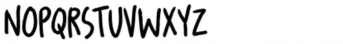 News Junkie Regular Font UPPERCASE