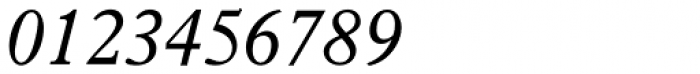 News Plantin Std Italic Font OTHER CHARS