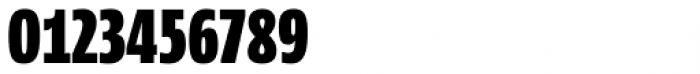 News Sans Compressed Black Comp Font OTHER CHARS