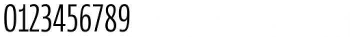 NewsSans Compressed Light Font OTHER CHARS