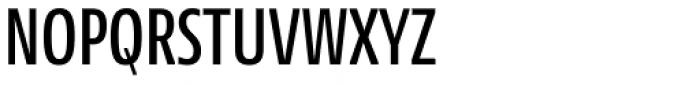 NewsSans Compressed SemiBold Font UPPERCASE