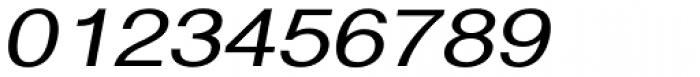 Newsanse DemiBold Italic Font OTHER CHARS