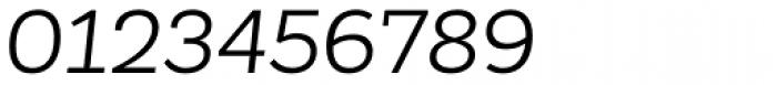 Newslab Light Italic Font OTHER CHARS