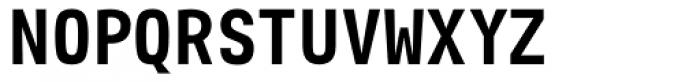 Newsletter Bold Font UPPERCASE