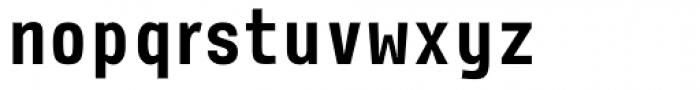 Newsletter Bold Font LOWERCASE