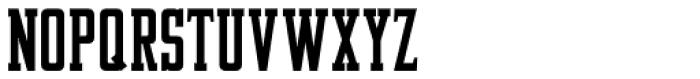 Newsmaker JNL Font UPPERCASE