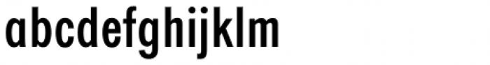 Newspoint Medium Cond Font LOWERCASE