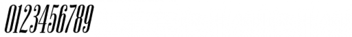 Newston Italic Font OTHER CHARS