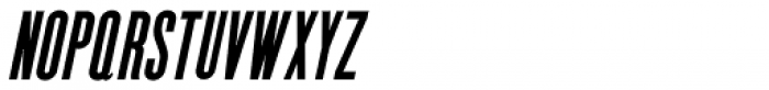 Newsworthy Oblique JNL Font LOWERCASE