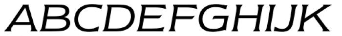 Newtext Book Italic Font UPPERCASE