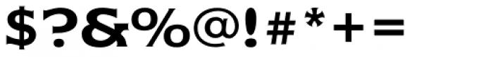 Newtext Std Demi Font OTHER CHARS