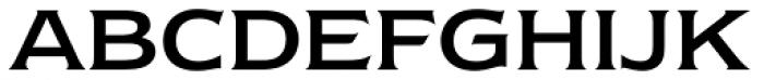 Newtext Std Font UPPERCASE