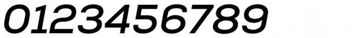 Nexa Bold Italic Font OTHER CHARS