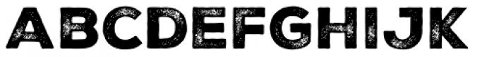 Nexa Rust Sans Black 2 Font LOWERCASE
