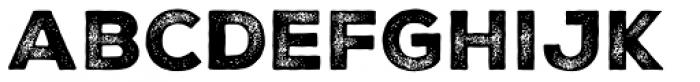Nexa Rust Sans Black 3 Font LOWERCASE