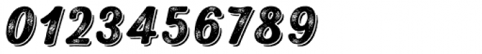 Nexa Rust Script B Shadow 3 Font OTHER CHARS