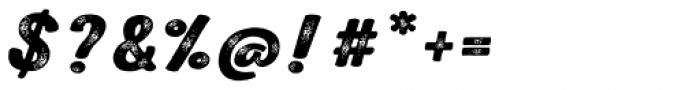 Nexa Rust Script H 3 Font OTHER CHARS