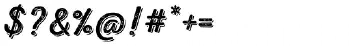 Nexa Rust Script R Shadow 2 Font OTHER CHARS