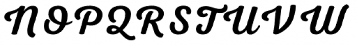 Nexa Rust Script S 1 Font UPPERCASE
