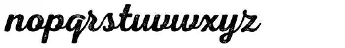 Nexa Rust Script S 2 Font LOWERCASE