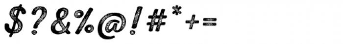Nexa Rust Script S 4 Font OTHER CHARS